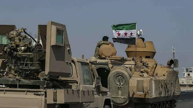 US allies in Europe respond to US withdrawal from northern Syria
