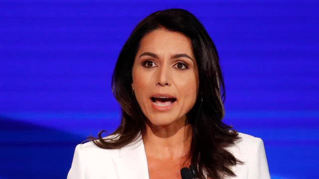 Tulsi Gabbard calls out Hillary Clinton for Russia smear