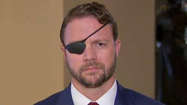 .Rep. Dan Crenshaw says US should not have had to broker a cease-fire with Turkey in the first place