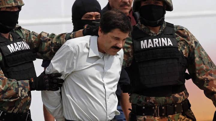 'They gave him the kingship of Sinaloa': DEA agent who nabbed El Chapo on Mexico's release of drug lord's son