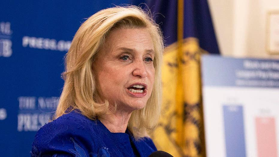 New York Rep. Carolyn Maloney to replace Cummings as Oversight Committee chair