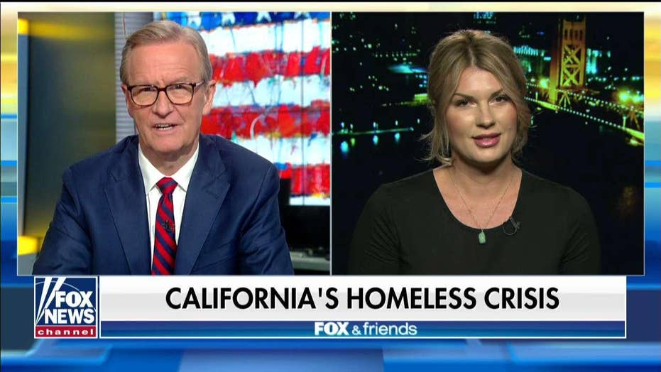 Sacramento salon owner who challenged Newsom on homeless crisis leaves city after break-in