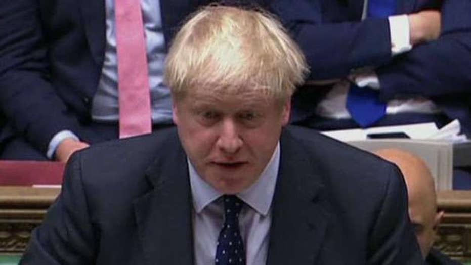 British Parliament to vote on Boris Johnson's new Brexit deal
