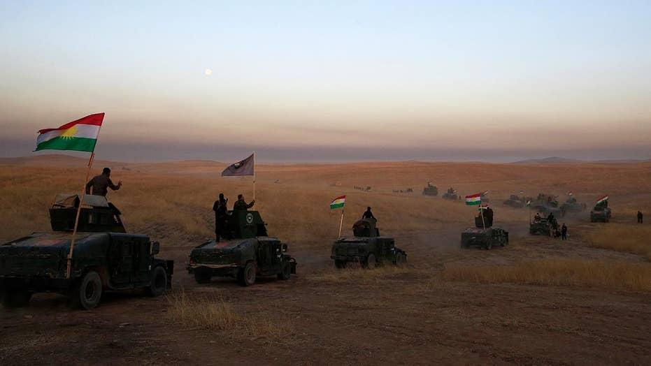 Kurds accuse Turkey of violating U.S.-brokered cease-fire