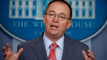 Trump administration deals with Mulvaney comment fallout