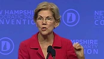 Elizabeth Warren tells the American public the economy isn't working for them