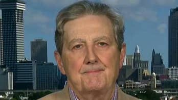 Sen. John Kennedy on House Democrats' accelerating impeachment inquiry