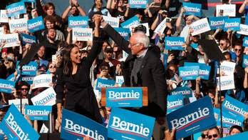 Ocasio-Cortez endorses Sanders for president