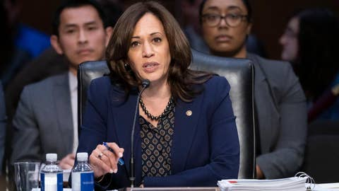 Sen. Kamala Harris holds town hall in North Carolina