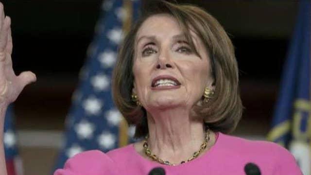 Pelosi holds off on impeachment vote