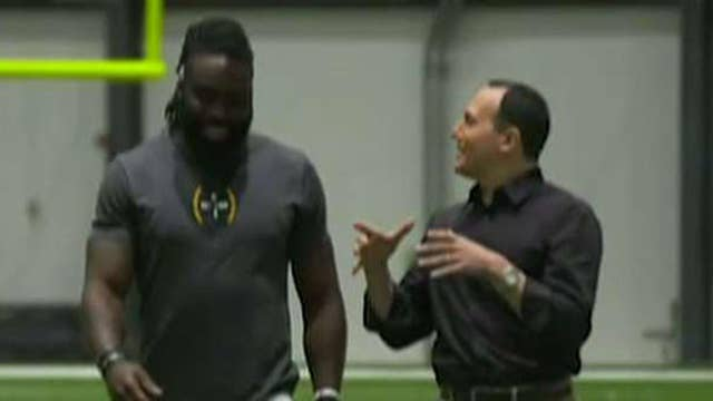 Preview: Raymond Arroyo sits down with New Orleans Saints linebacker Demario Davis
