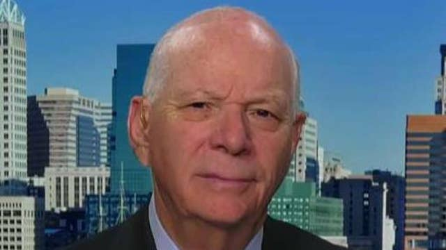 Sen. Ben Cardin on President Trump's Syria strategy