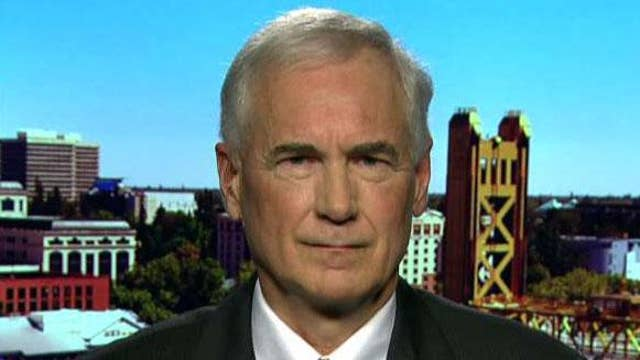 Rep. Tom McClintock on calls for a full House vote on impeachment