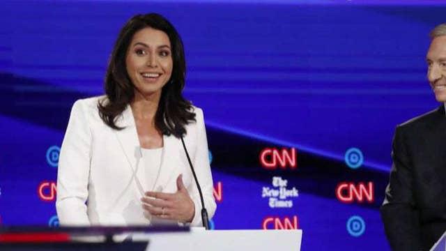 Rep. Gabbard slams Hillary Clinton's accusation that she's a Russian asset
