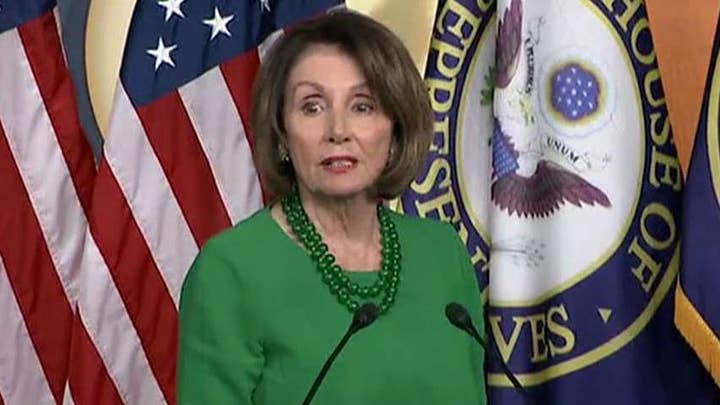 Pelosi rejects calls for impeachment vote; moderate Dems position themselves for 2020