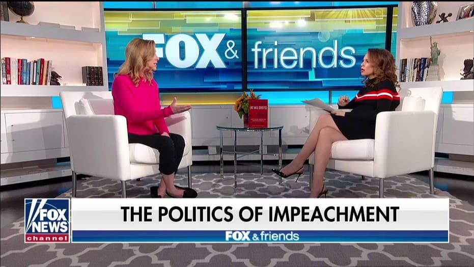 Kim Strassel on the politics of impeachment