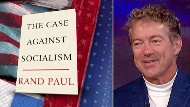 Sen. Rand Paul makes his 'Watters' World' debut
