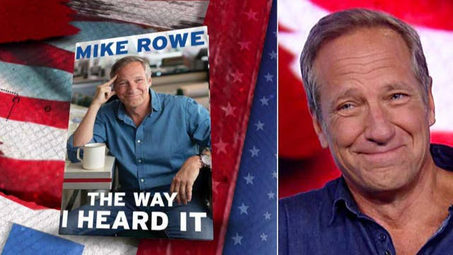Mike Rowe talks Biden, Bernie and his new book