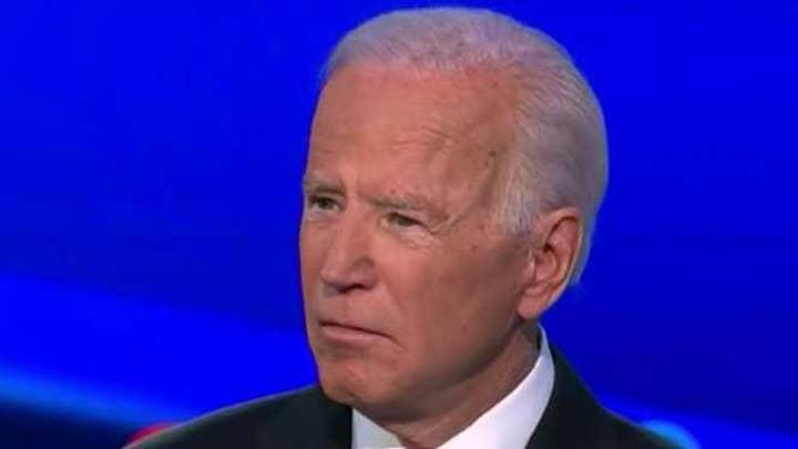 CNN anchor: No Biden wrongdoing