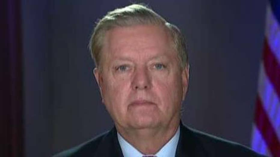 Sen. Lindsey Graham: I am increasingly optimistic we can have historic solutions in Syria