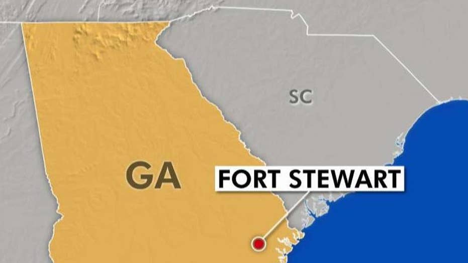 Three soldier killed in accident at Georgia base