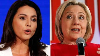 After the Buzz: The bizarre Hillary-Tulsi battle