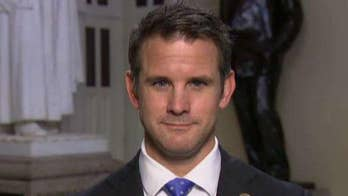 Rep. Kinzinger: Syria withdrawal is reminiscent of Somalia
