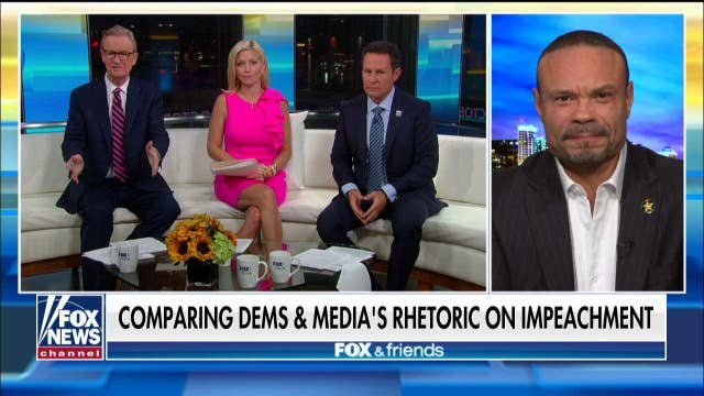 Bongino on House Democrats' impeachment push: 'This is like the Return of the Jedi of hoaxes'