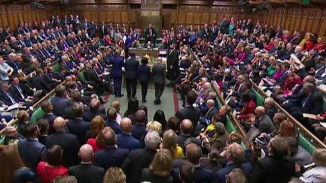 Speaker John Bercow blocks Boris Johnson's bid for new Brexit vote