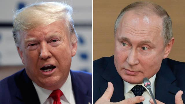 Mary Anne Marsh: How all roads lead to Putin