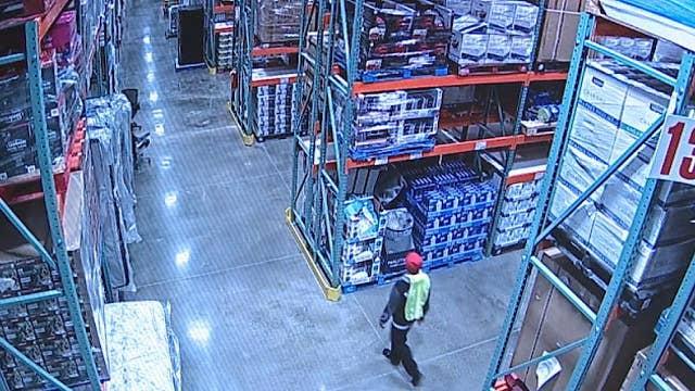 Brazen robbery caught on camera at Costco in Georgia