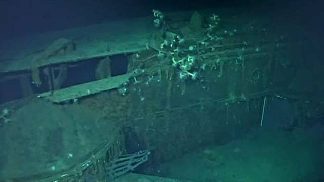 Deep-sea explorers discover second WWII-era Japanese warship from Battle of Midway