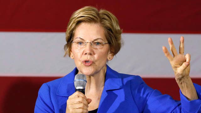 Elizabeth Warren to explain how she'll fund Medicare for all; Alexandria Ocasio-Cortez endorses Bernie Sanders