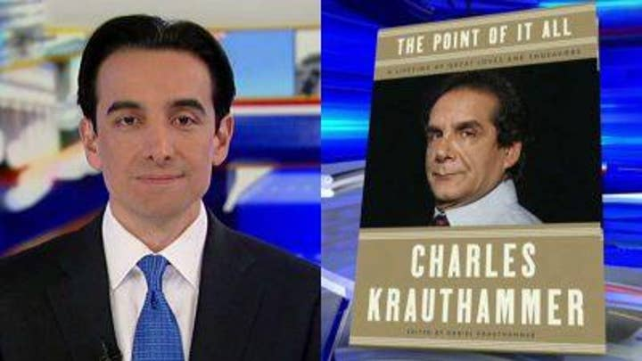 Daniel Krauthammer talks about his father, new book