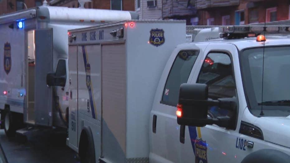 2-year-old girl killed in Philadelphia shooting