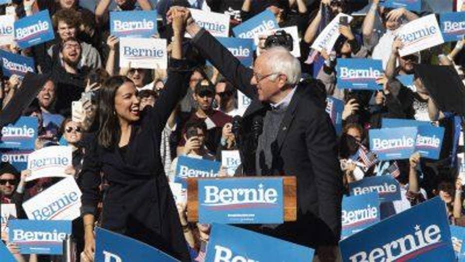 Juan Williams reacts to AOC endorsing Bernie Sanders