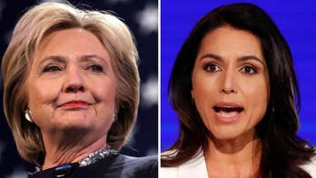 Clinton-Gabbard clash raises questions about 2016 Democratic nominee's role in 2020