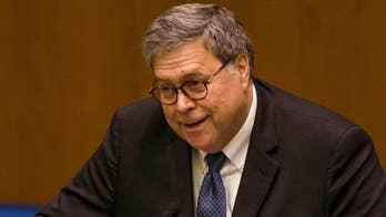 Trump wants Barr to look into potential ties between Ukraine, Hillary Clinton and Steele dossier