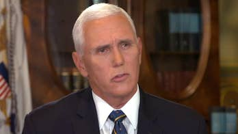 Pence hits back at Democrats' impeachment push, says White House will fight back with the truth about Trump