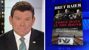 'Three Days at the Brink': Bret Baier on his new book on secret World War II meeting