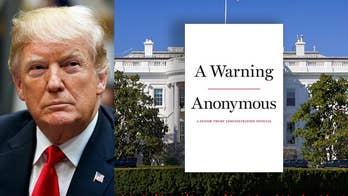 Anonymous White House official behind explosive NYT op-ed to release book on Trump administration