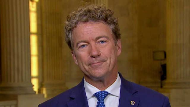 Rand Paul says Lindsey Graham needs to get to the bottom of the Russia investigation