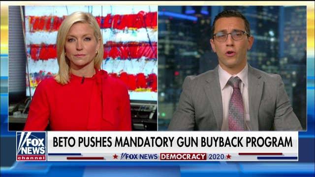 Joe Gamaldi of the Fraternal Order of Police slams Beto's gun buyback plan