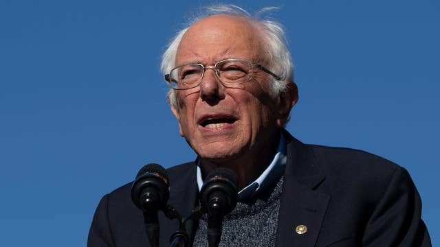 Sanders lashes out at Clinton for implying Gabbard is a Russian asset