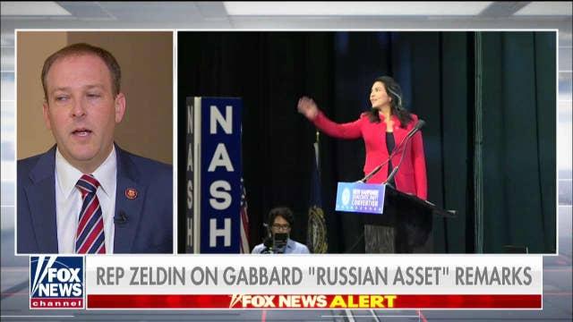 Rep. Zeldin says Hillary Clinton should 'see a psychiatrist'