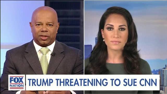 Legal expert: President Trump's success will count against him in lawsuit against CNN