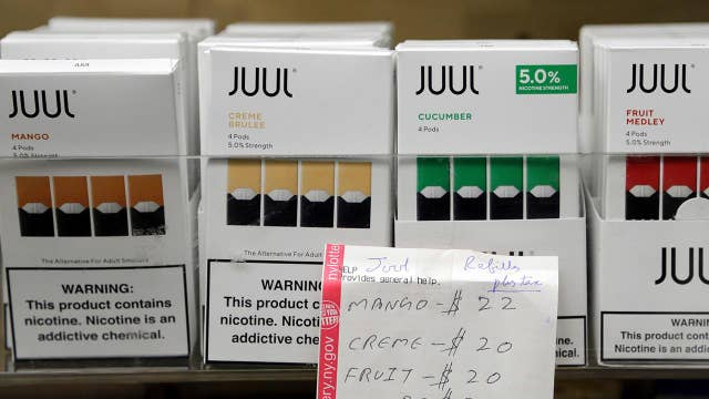 Family sues Juul, claims 11-year-old is addicted to nicotine