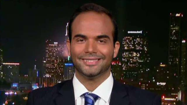George Papadopoulos on reports that William Barr is expanding investigation into origins of Russia probe