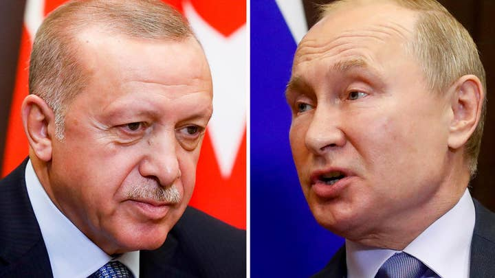 5-day cease-fire in Syria set to expire as Turkey meets with Russia