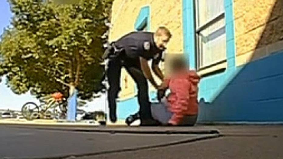 New Mexico police school resource officer accused of using excessive force on 11-year-old student